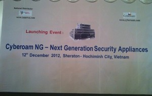 INNET and CYBEROAM launched new product line - Cyberoam iNG (Next Generation firewall UTM appliances)